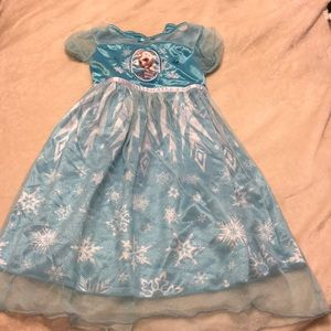 Frozen Elsa pajamas